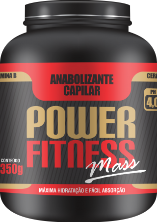 POWER FITNESS 350g
